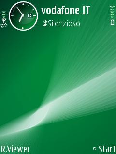 Stylish Green Theme