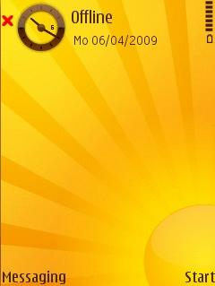 Sunrise 09 Theme