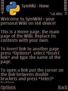 SymWiki