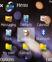 Symbian Lights Theme
