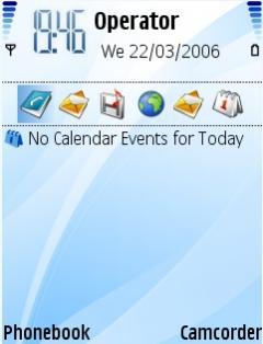 Symbian S60 Prototype Theme