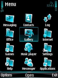 SymbianPlanet Theme