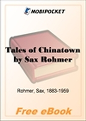 Tales of Chinatown for MobiPocket Reader