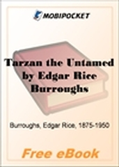 Tarzan the Untamed for MobiPocket Reader