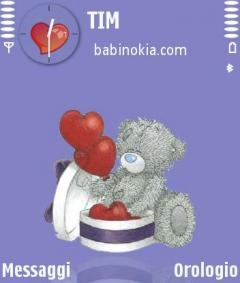 Tatty Love Theme for Nokia N70/N90