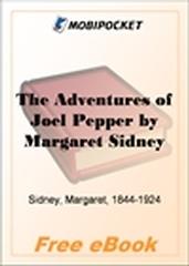 The Adventures of Joel Pepper for MobiPocket Reader