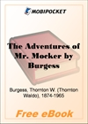 The Adventures of Mr. Mocker for MobiPocket Reader