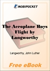 The Aeroplane Boys Flight A Hydroplane Roundup for MobiPocket Reader