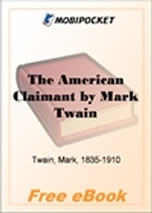 The American Claimant for MobiPocket Reader