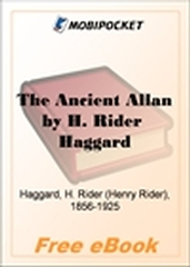 The Ancient Allan for MobiPocket Reader