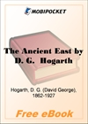The Ancient East for MobiPocket Reader