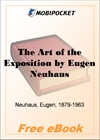 The Art of the Exposition for MobiPocket Reader
