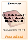 The Bible Book by Book for MobiPocket Reader