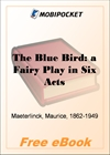 The Blue Bird for MobiPocket Reader