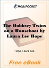The Bobbsey Twins on a Houseboat for MobiPocket Reader