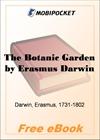 The Botanic Garden, Part I for MobiPocket Reader