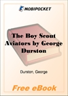 The Boy Scout Aviators for MobiPocket Reader