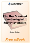 The Boy Scouts of the Geological Survey for MobiPocket Reader