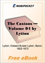 The Caxtons, Volume 4 for MobiPocket Reader