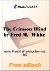 The Crimson Blind for MobiPocket Reader