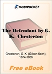 The Defendant for MobiPocket Reader