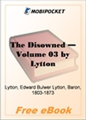 The Disowned, Volume 3 for MobiPocket Reader