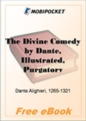 The Divine Comedy, Illustrated, Purgatory, Volume 4 for MobiPocket Reader