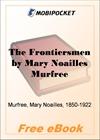 The Frontiersmen for MobiPocket Reader