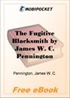 The Fugitive Blacksmith for MobiPocket Reader