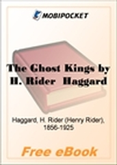 The Ghost Kings for MobiPocket Reader