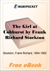 The Girl at Cobhurst for MobiPocket Reader