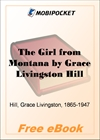 The Girl from Montana for MobiPocket Reader