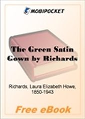 The Green Satin Gown for MobiPocket Reader