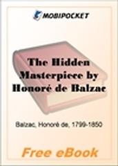 The Hidden Masterpiece for MobiPocket Reader