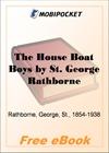 The House Boat Boys for MobiPocket Reader