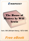 The House of Mystery for MobiPocket Reader