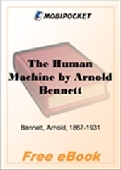 The Human Machine for MobiPocket Reader