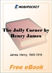 The Jolly Corner for MobiPocket Reader