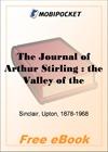 The Journal of Arthur Stirling for MobiPocket Reader