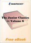The Junior Classics - Volume 6 for MobiPocket Reader