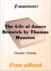 The Life of James Renwick for MobiPocket Reader