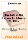 The Life of Kit Carson for MobiPocket Reader