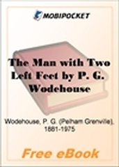 The Man with Two Left Feet for MobiPocket Reader