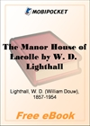 The Manor House of Lacolle for MobiPocket Reader