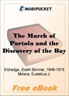 The March of Portola and the Discovery of the Bay of San Francisco for MobiPocket Reader