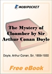 The Mystery of Cloomber for MobiPocket Reader