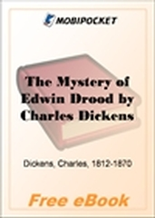 The Mystery of Edwin Drood for MobiPocket Reader