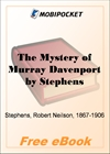 The Mystery of Murray Davenport for MobiPocket Reader