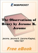 The Observations of Henry for MobiPocket Reader