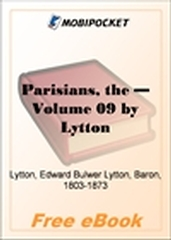 The Parisians, Volume 9 for MobiPocket Reader